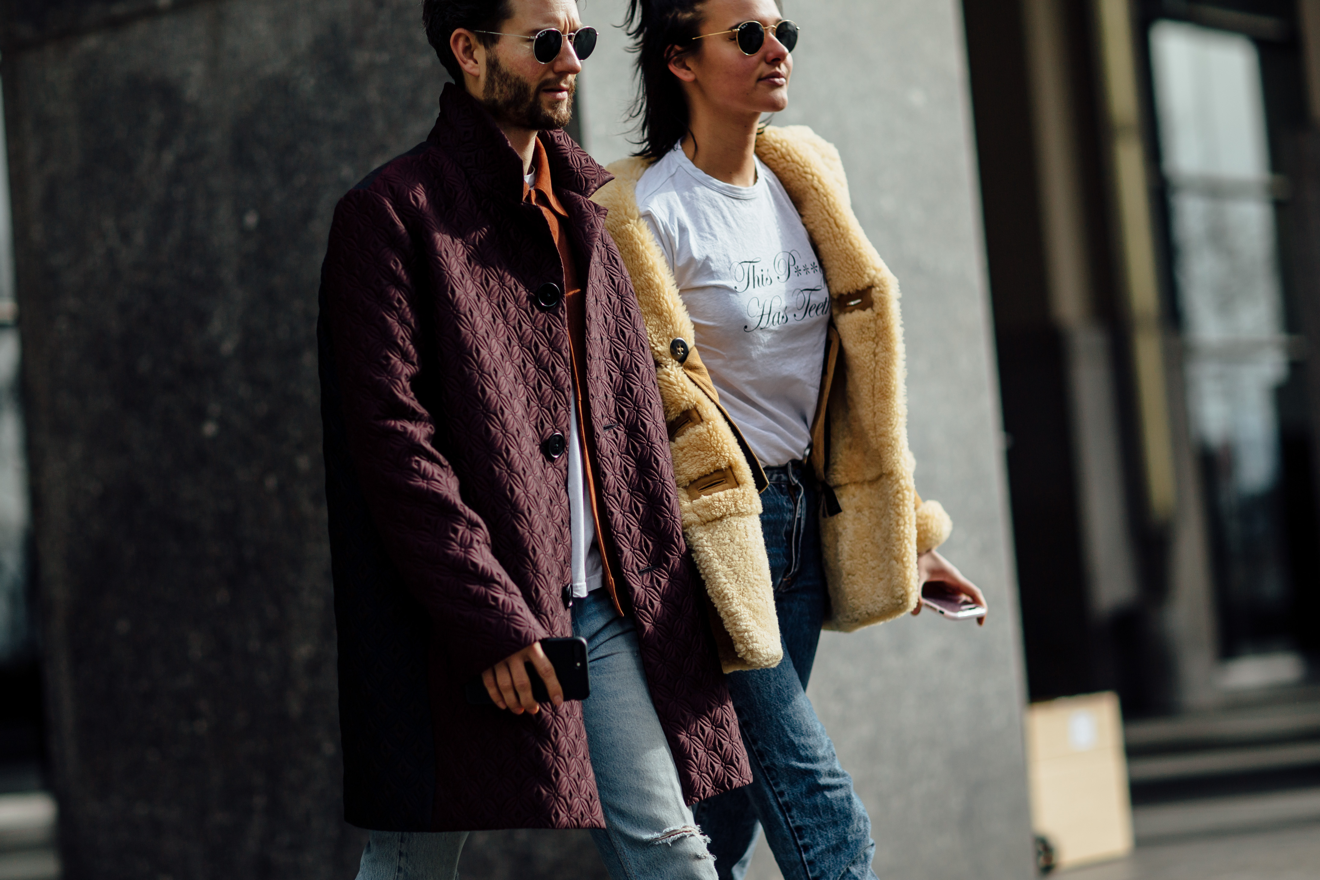 Street style at New York Men's Fashion Week Fall 2017 28