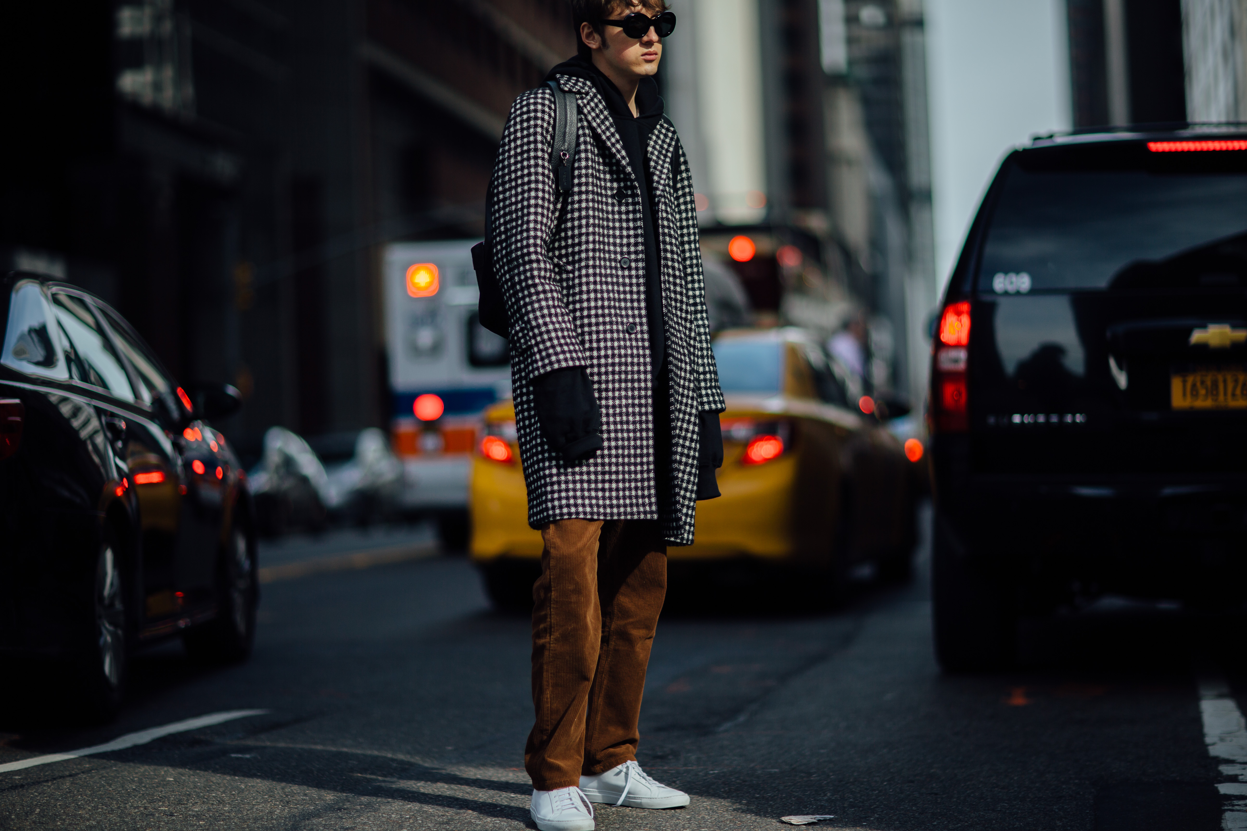 Street style at New York Men's Fashion Week Fall 2017 29