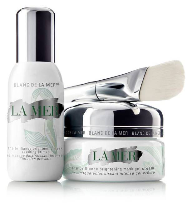 La Mer — The Brilliance Brightening Mask Set