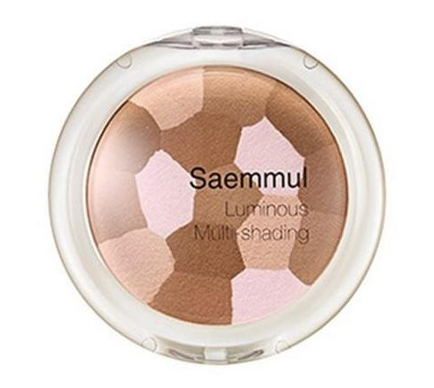 Бронзатор - THE SAEM Saemmul Luminous Multi-Shading