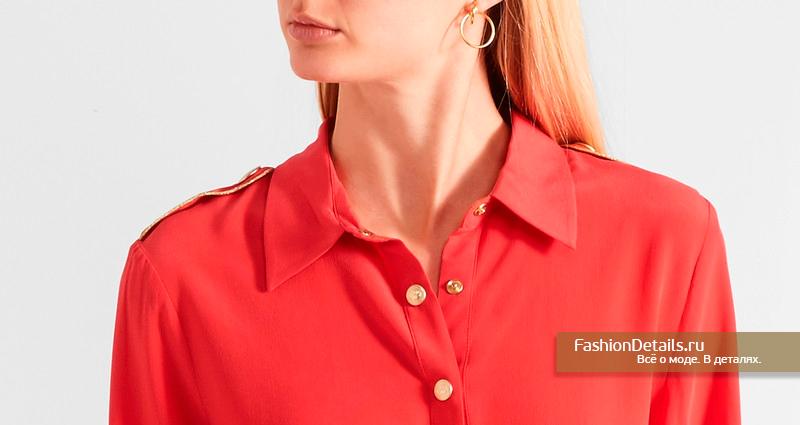 какие аксессуары носить с рубашками