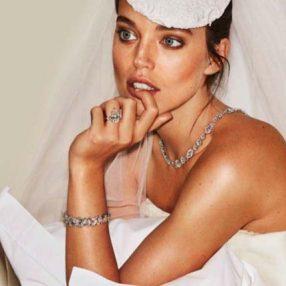 Макияж для невесты: Лето 2017