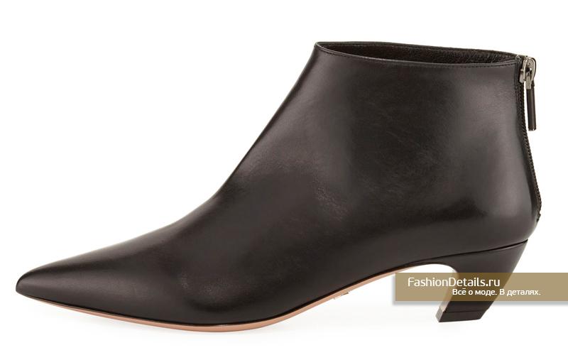 Ботинки из кожи Dior - I-Dior