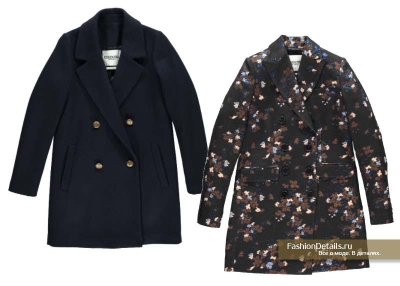 актуальное пальто на осень 2017