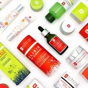 Уход за кожей: несколько действительно интересных продуктов от Erborian