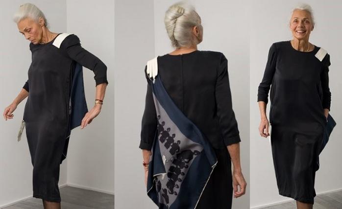 Одежда старящая женщину