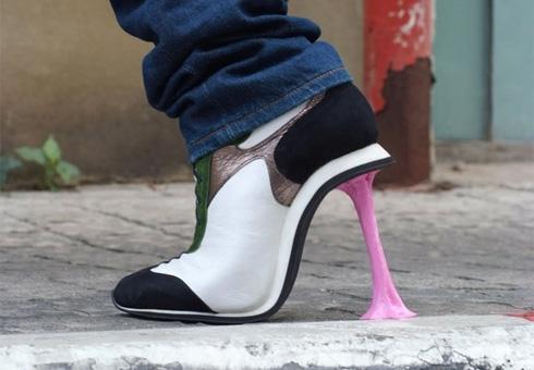 Самая необычная и странная обувь мира - Ярмарка