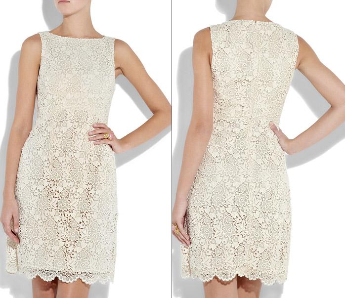 Платье сшить из кружева