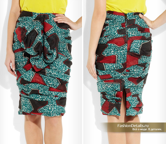 Сложные модели юбок